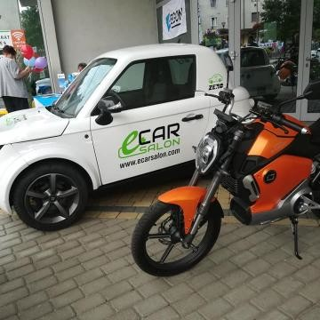 City Ózd day the Electromobility 07.07.2018.