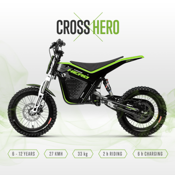 CROSS HERO EDITION